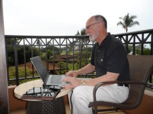 Kaanapali is the Place to Do Your Work